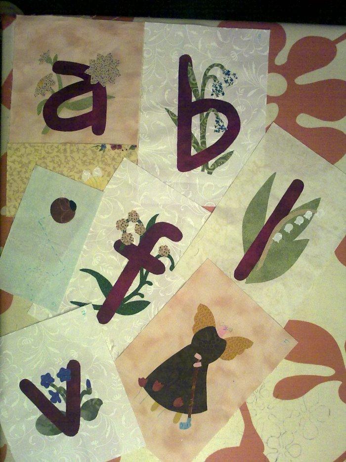 Sal alphabet garden