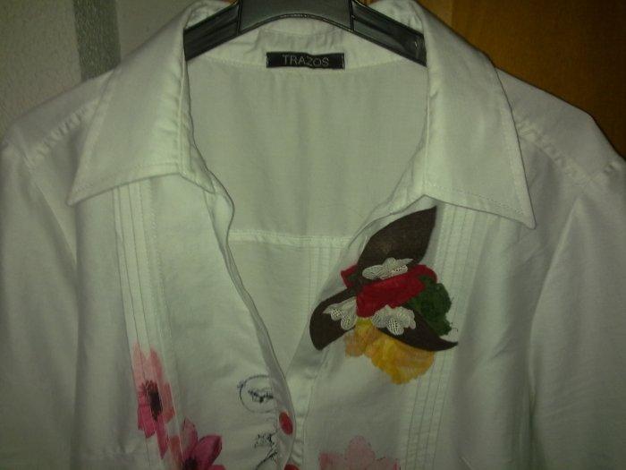 Broche en camisa